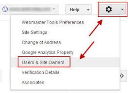 آموزش ابزار Users and Property Owners گوگل