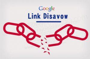 ابزار Disavow Links گوگل