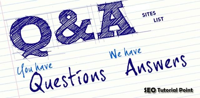 پرسش و پاسخ سئو در وبسایت کلید موفقیت