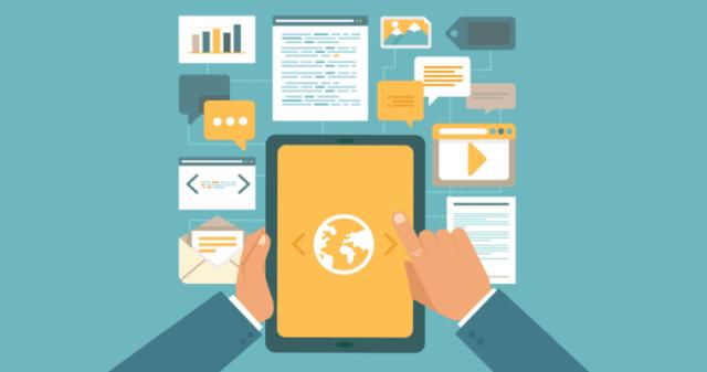 ۵ نکته مدیریت محتوا برای وبسایت های جهانی