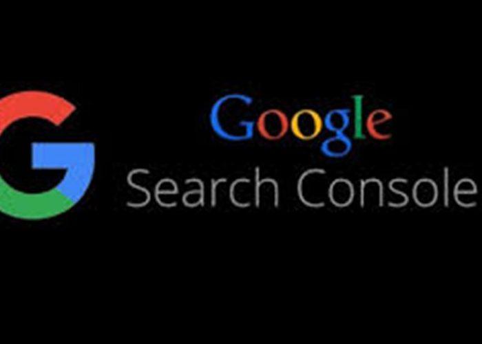استفاده از کنسول جستجوی گوگل