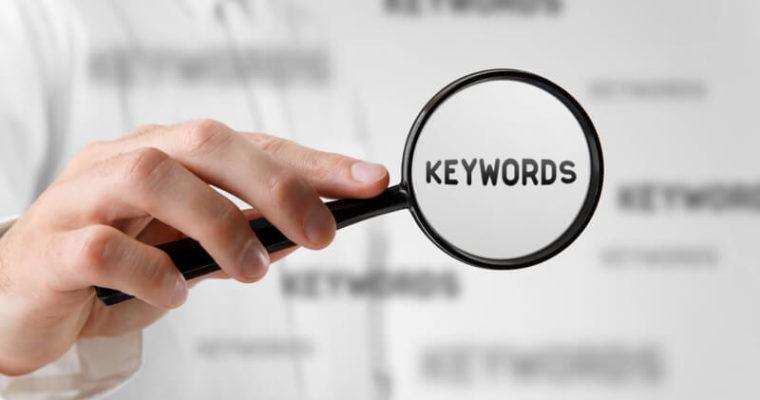 روش های پیدا کردن کلمات کلیدی برای سایت