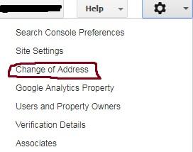 تنظیمات گوگل وبمستر