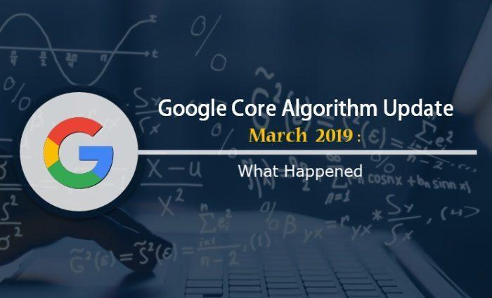 آپدیت جدید هسته گوگل خرداد ۹۸