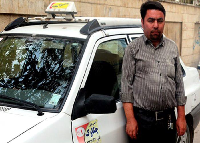 ایده راننده تاکسی