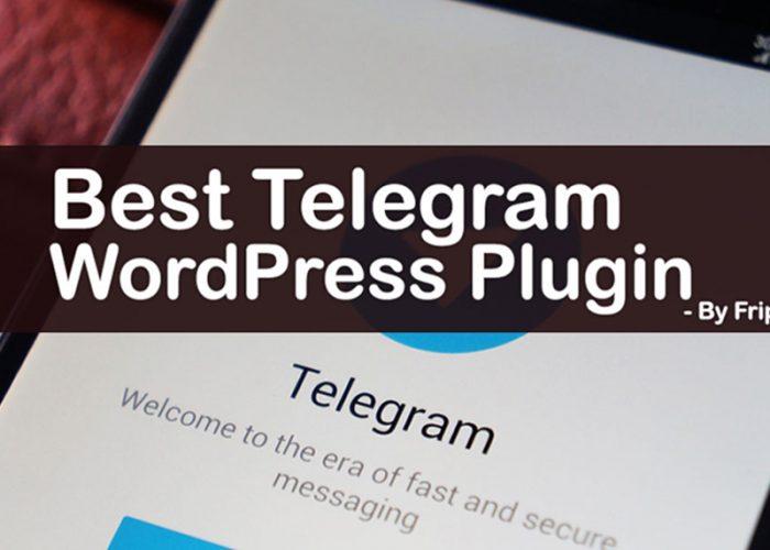 انتقال پیام از سایت وردپرسی به تلگرام با افزونه Telegram for WP
