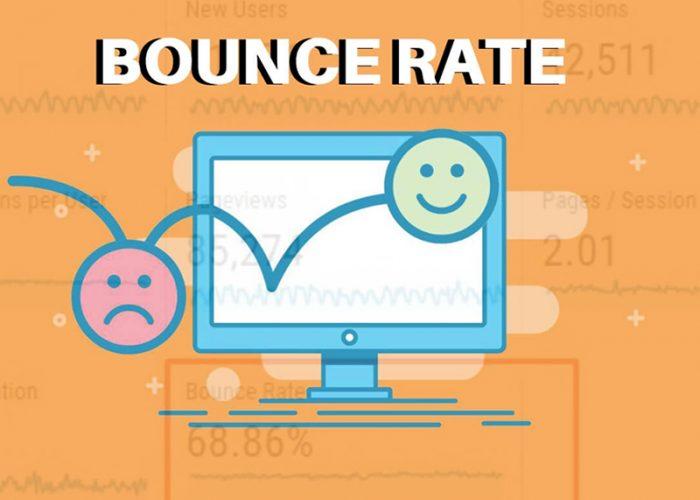 نرخ پرش Bounce Rate چیست؟