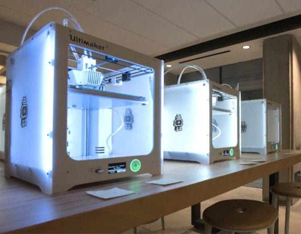 مراکز فروش پرینترهای سه بعدی