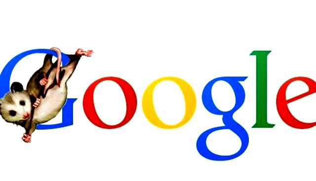موش کور گوگل