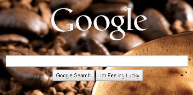 کافئین الگوریتم جدید گوگل