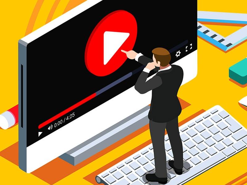 اندازه گیری بازدهی تبلیغات ویدیویی