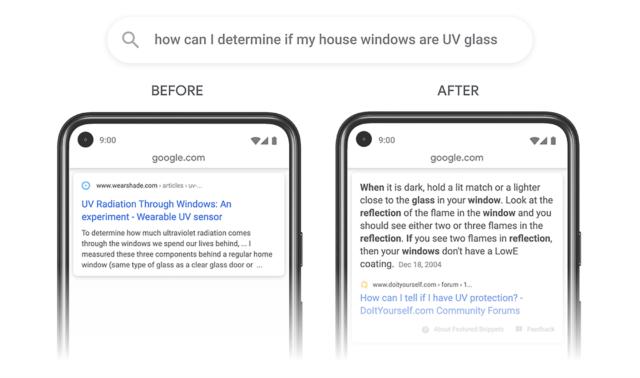 اعلامیه آینده گوگل