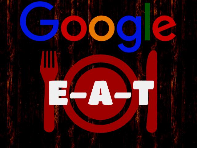 سایتهای مورد توجه الگوریتم e-a-t